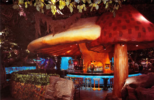 Rainforest Cafe Bar Stools